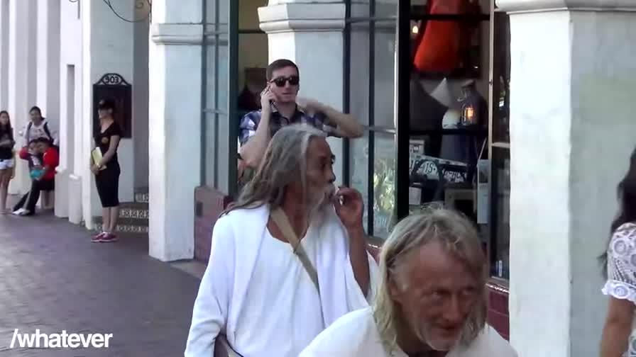 Stoned Asian Jesus. .
