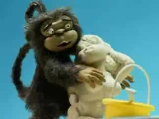 Midnight Spank Monkeys. Just what it says.. hahaa