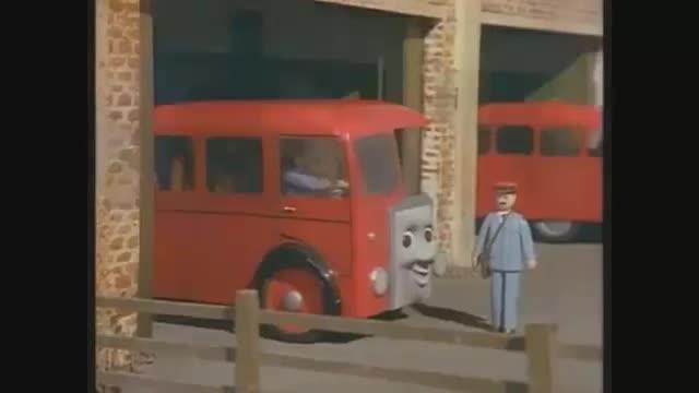 thomas the motherfucking tank engine. thomas the tank engine.. bus got fukin rekt