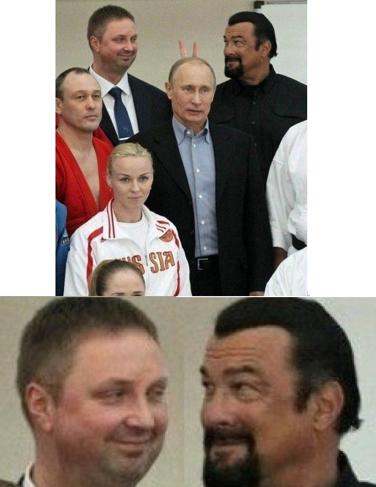 ( °͡ ʖ °͡) (°͡ ʖ °͡ ). .. Two men found dead after photoshoot with President Putin ( °͡ ʖ °͡) (°͡ ) Two men found dead after photoshoot with President Putin