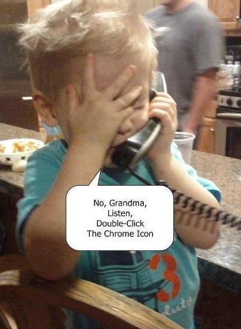 ...... . NE}, Grandma, Listen, The '' 2 Icon. I noticed your username  NE} Grandma Listen The '' 2 Icon I noticed your username