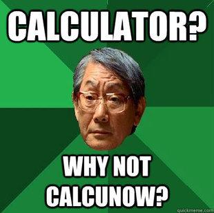 calculator. . cnu: uman; r my NOT calculator cnu: uman; r my NOT