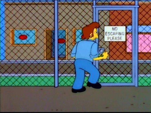 "Canadian Jail. .. Season 9, episode 9; ""Realty Bites"" canda lol so fanah"