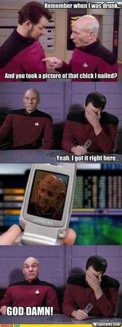 Captain nasty. . irinia trr limt Hill mil ? les. TAN' picard Star Trek captain