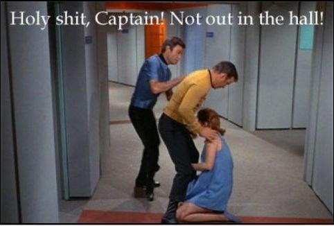 Captain's Log, swalllowed!. . Captain's Log swalllowed!