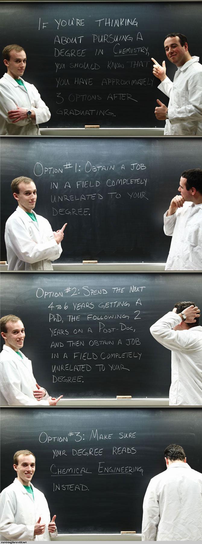 Chemistry. .. Option #4: Cook Meth. Chemistry Option #4: Cook Meth