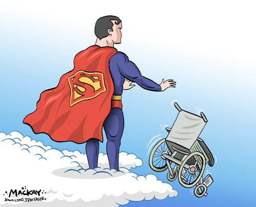 Christopher Reeve feels. Words cannot describe how many feels were felt.. Christopher reeves Wheelchair accident Superman Quadriplegic dead feels