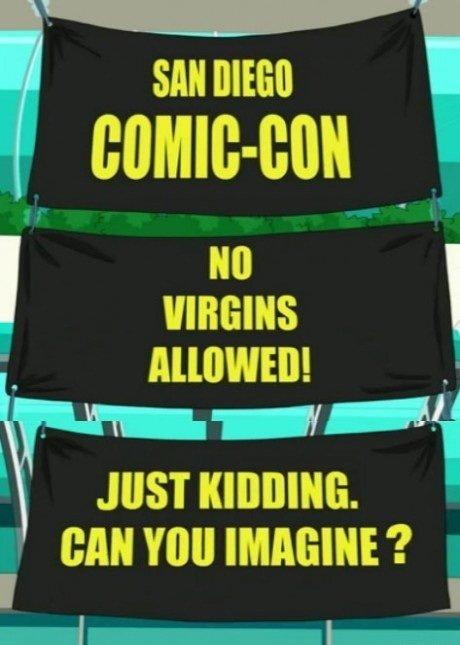 Comic-con. . common I l no ll JUST . BAH VIII] IMAGINE 't Comic-con common I l no ll JUST BAH VIII] IMAGINE 't