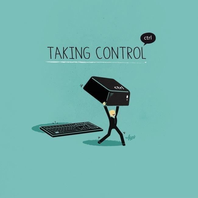 Control. . TAKING CONTROL Control TAKING CONTROL