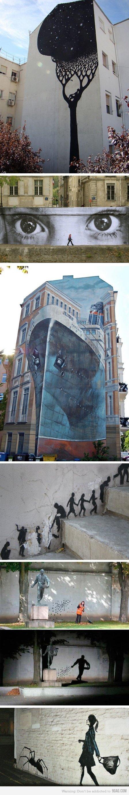 cool street art comp. . cool street art comp