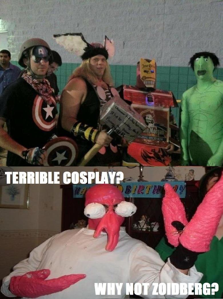 Cosplay. . yeah