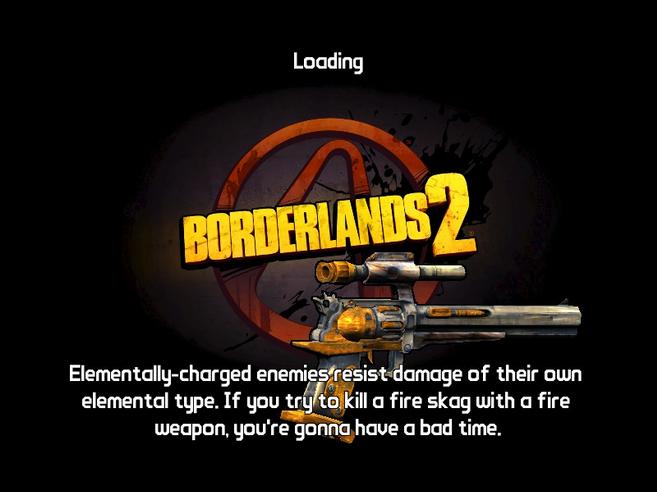 Creative title. . borderlands bad Time meme