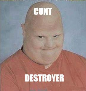 Cunt Destroyer. .. Bobby.............................Hill Cunt Destroyer Bobby Hill