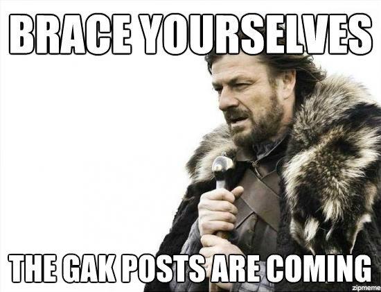 Gak. It begins. WEE (ifly] l cirri! ! lloll! Gak It begins WEE (ifly] l cirri! ! lloll!