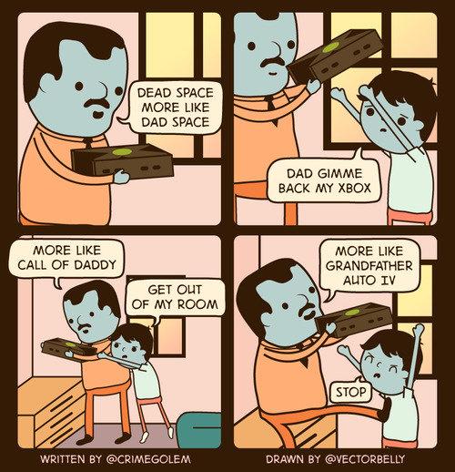 Gamer Dad. . Gamer Dad