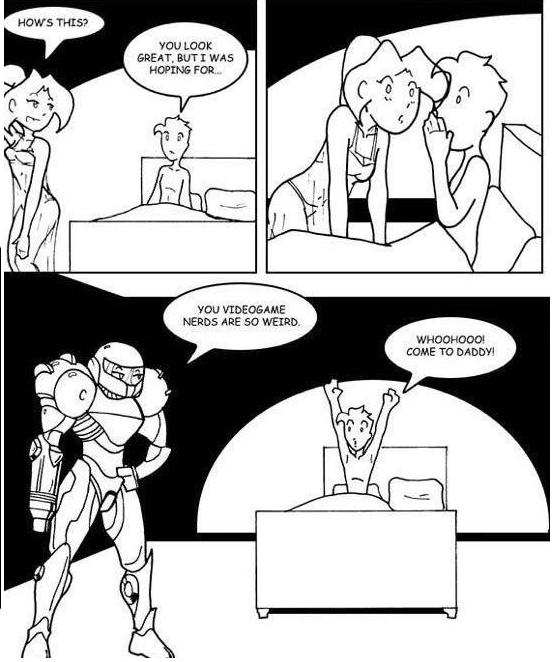 Gamer guys. .