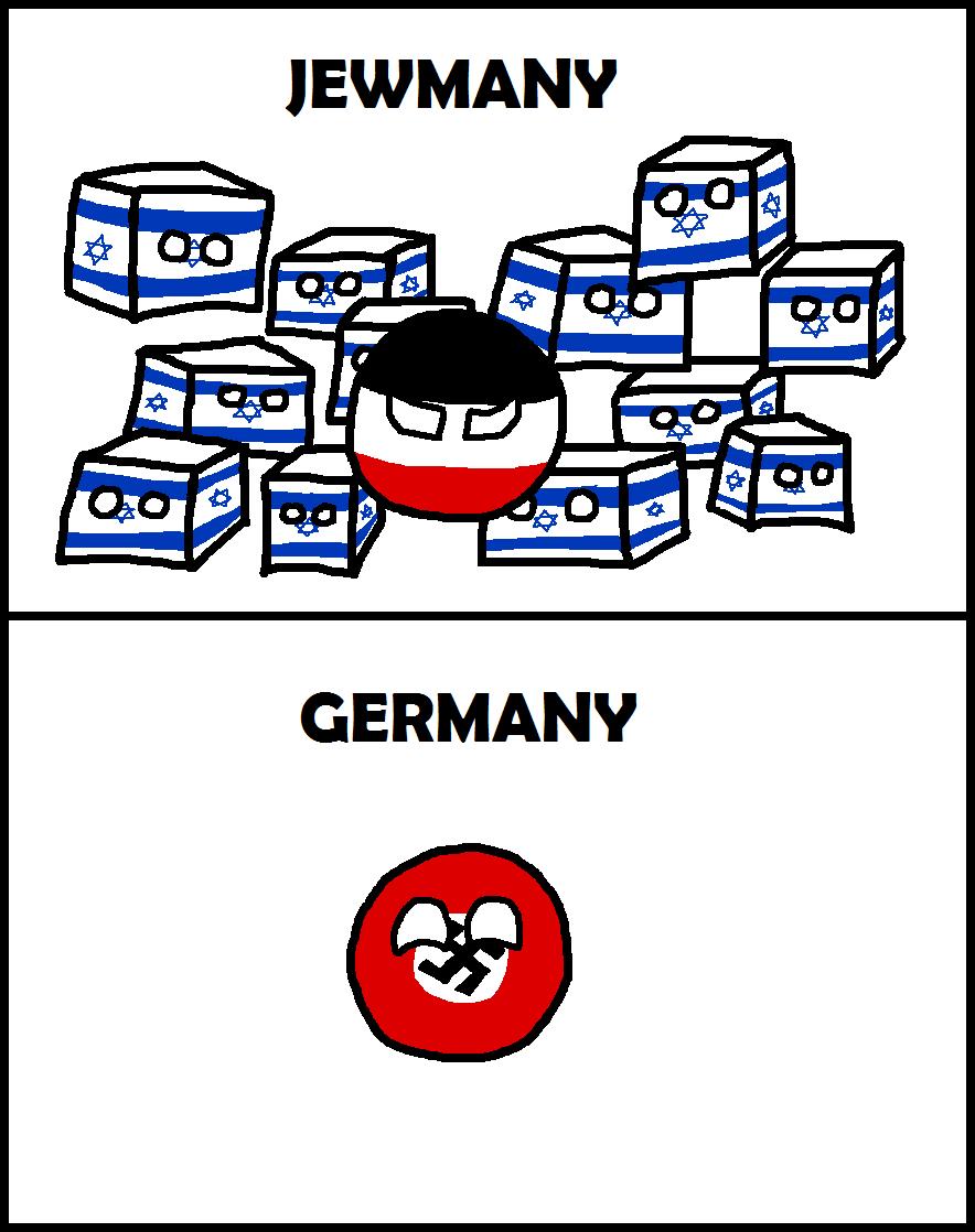 Germany. r/polandball (EnergeticBanana) . GERMANY Polandball germany jews Nazi