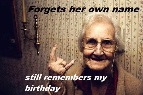 gg grandma. . grandma feels