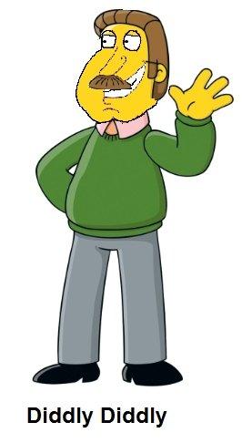 Glenn Flanders. . Diddly Diddly Glenn Flanders Diddly