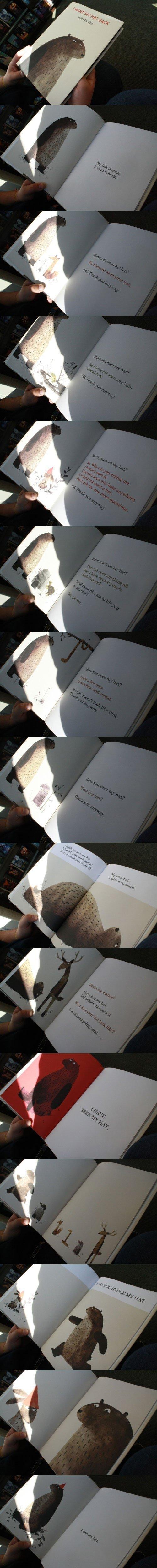 Good book,bro. . best kids book ever