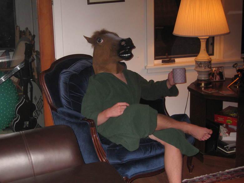 Good Evening. Weesnaw.. sp00n? horses n shit