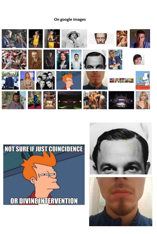 Google images. . On google images. Divine coincidence.
