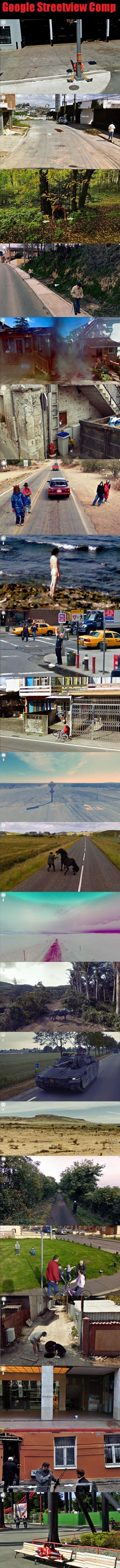 Google Streetview Comp. . Google Streetview Comp