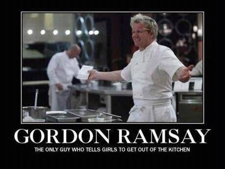 Gordon Ramsay. . Gordon Ramsay