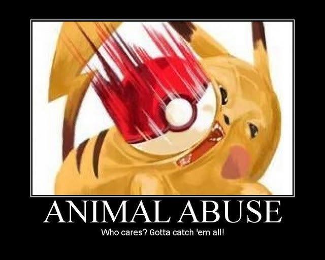 Gotta catch em all!. .. Found the PETA guy Gotta catch em all! Found the PETA guy