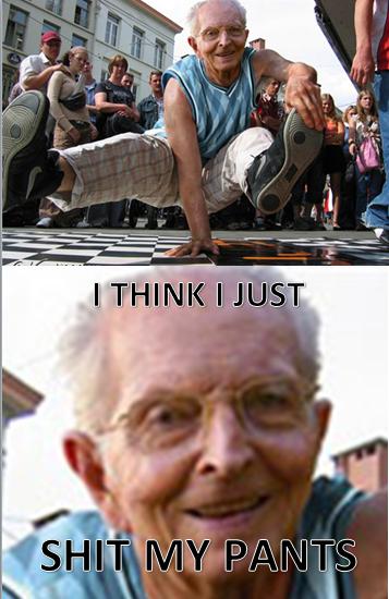Gramps. . OC