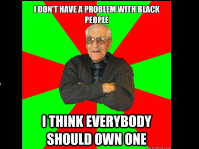 Grandpa. not mine. EVERYBODY