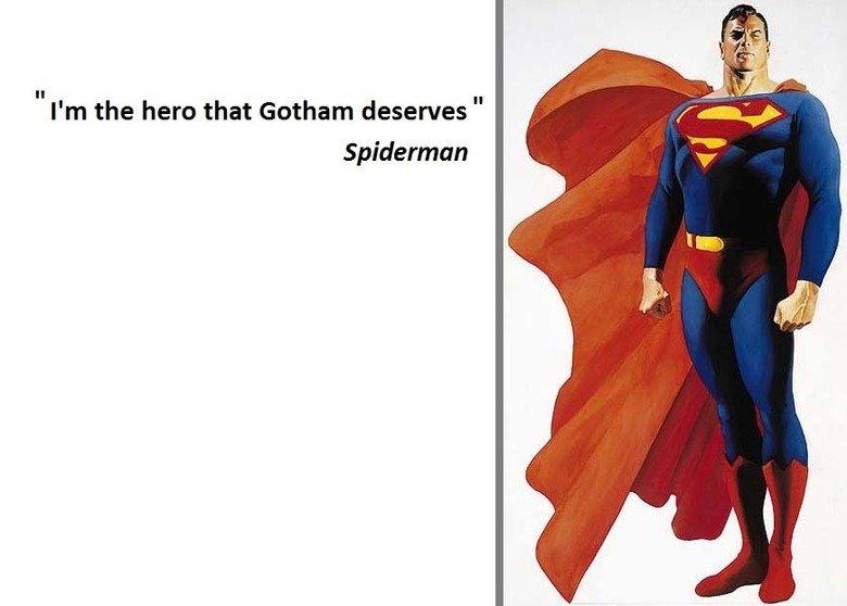 """Green Lantern. Quote from Hellboy OC. I' m the hero that Gotham deserves"""" Spiderman. Naruto VS Spiderman Green Lantern Quote from Hellboy OC I' m the hero that Gotham deserves"""" Spiderman Naruto VS"""