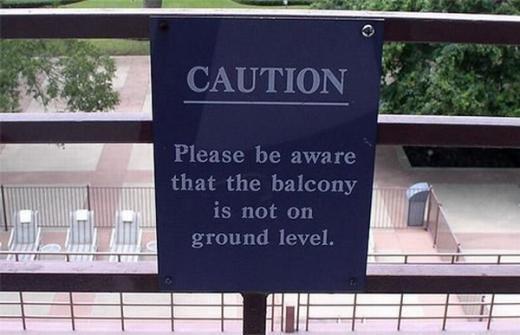 ground level. . balcony ground