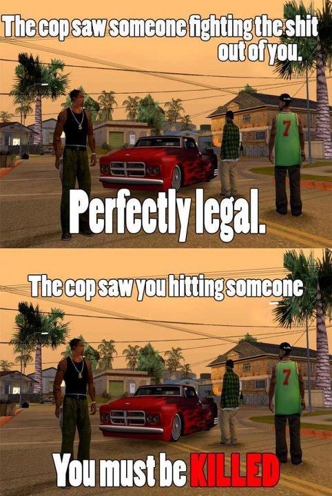 GTA logic. Tags are so true. so true