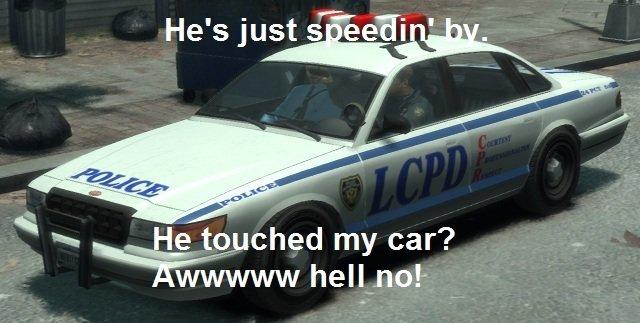 GTA Police. GTA police make no sense. GTA Police Are R