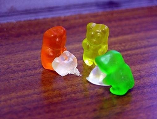 gummy bear. . gummy bear
