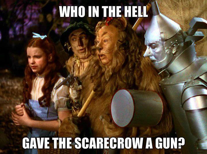 Gun. . GAVE m A GUN? Gun GAVE m A GUN?