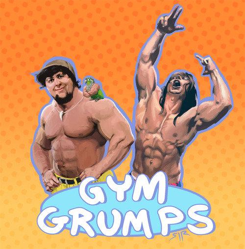 Gym Grumps. . Gym Grumps