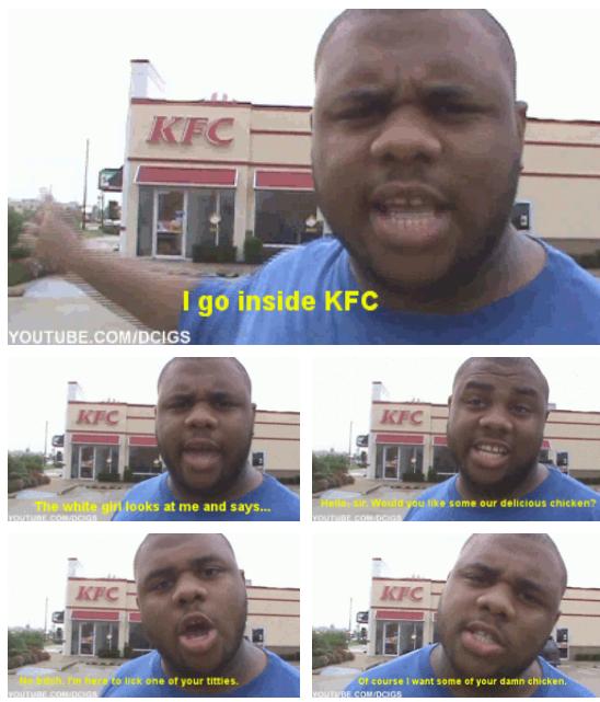 KFC Problems. .. Why not both? KFC Problems Why not both?