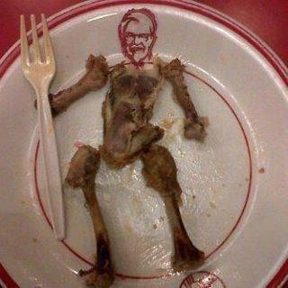 KFC. . niggers