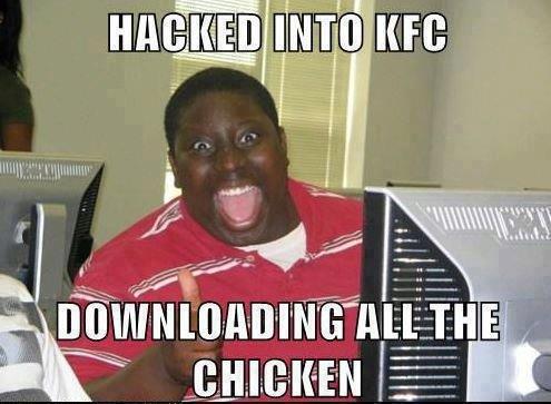 KFC. . KFC