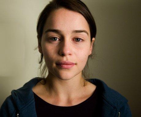 Khaleesi from GoT without makeup.. .. I still love her... Khaleesi from GoT without makeup I still love her