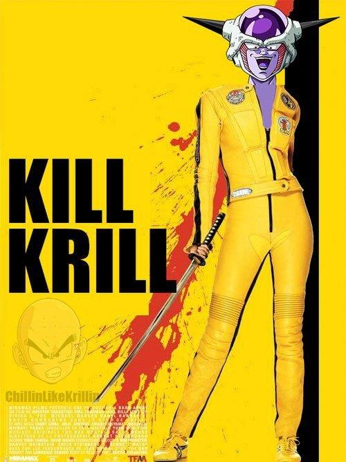 Kill Krill.... ...in. Kill Krill in