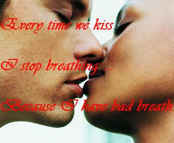 Kissing. . Kissing