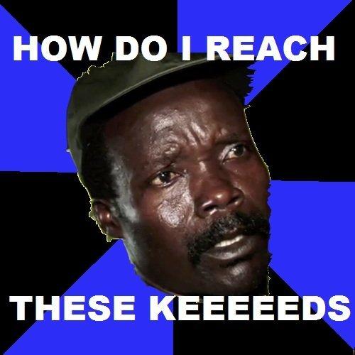 kony 2012. found it on 4chan 3 days ago. HOWIDO I REACH tly an . tait I THESE I-( Kony southpark