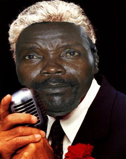 Kony Bennett. great voice....evil bastard. Kony Bennett