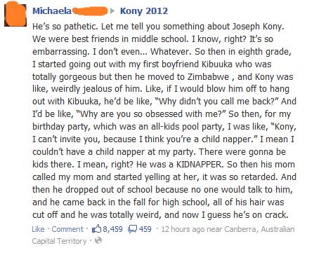 Kony. . Kony