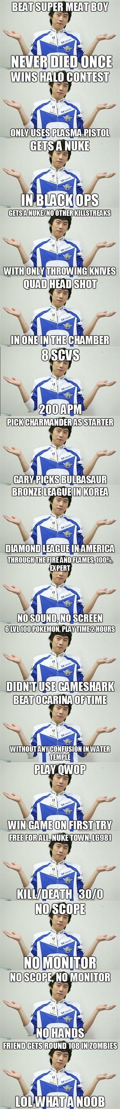 korean gamer meme. OC.. fix'd korean gamer meme OC fix'd