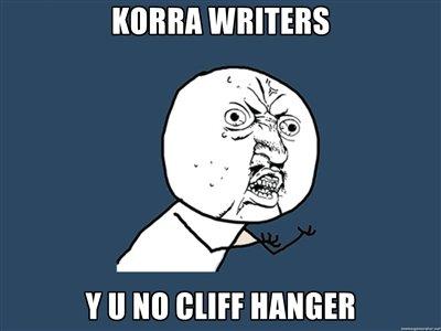 Korra Writers!. da fuq. MMIT WRITERS Y II NO RUFF HANGER Korra Writers! da fuq MMIT WRITERS Y II NO RUFF HANGER