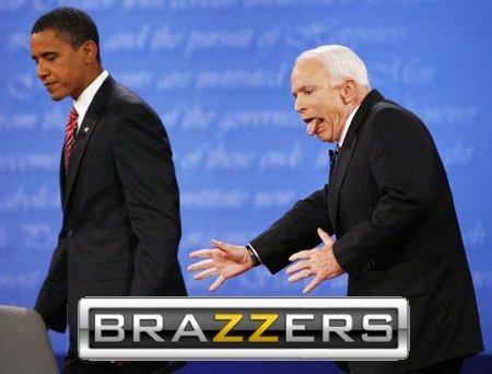 Obama Brazzers. .. Not sure if gusta.... Obama Brazzers Not sure if gusta